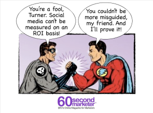 How to Tell if Your Social Media Campaign is Making Money. Credit: 60SecondMarketer